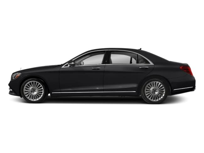 New Mercedes-Benz 2018 Mercedes-Benz S-Class S 560 Sedan Santa Clarita