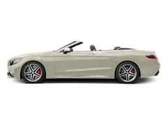2017 Mercedes-Benz AMG S 65 Cabriolet