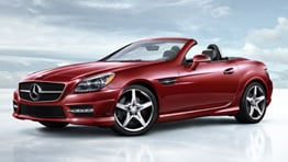 SLK-Class Accessories Brochure