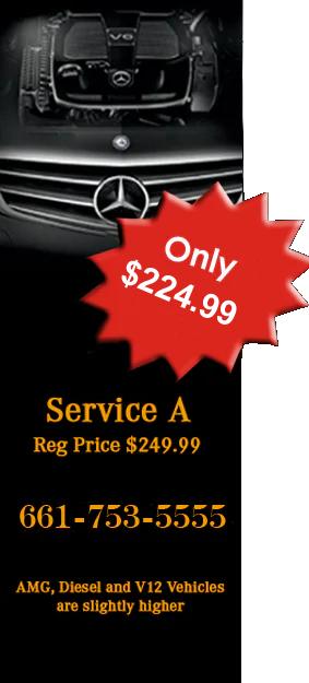 Santa Clarita Mercedes Service - Specials | Mercedes-Benz of