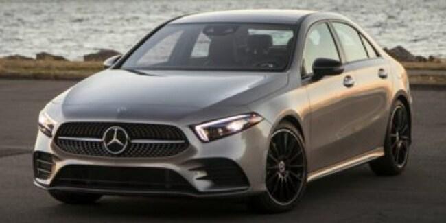 New Mercedes-Benz 2019 Mercedes-Benz A-Class A 220 Sedan Santa Clarita