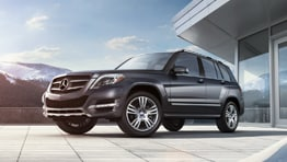 GLK-Class Accessories Brochure