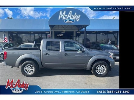 2019 Nissan Frontier SL 4x2 Crew Cab 4.75 ft. box 125.9 in. WB