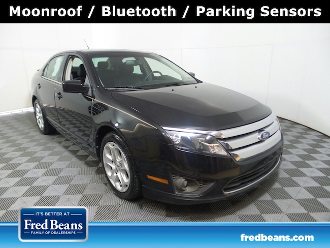 Pre-Owned 2011 Ford Fusion SE Sedan For Sale in Langhorne, PA