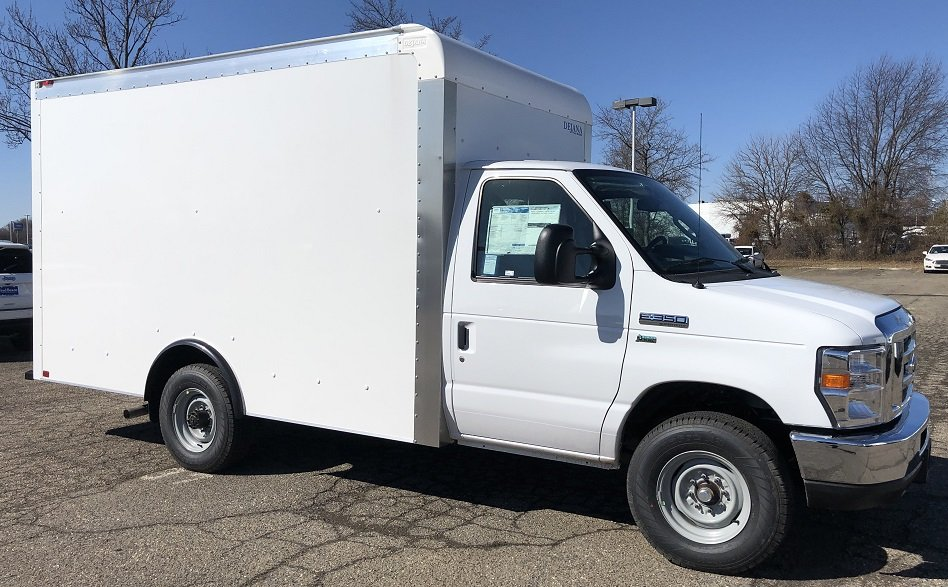 New 2019 Ford E-350 Cutaway For Sale at Fred Beans Ford of