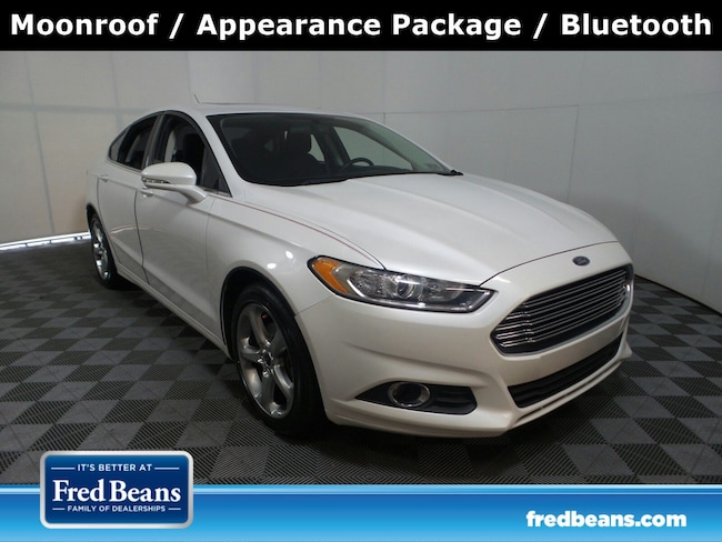 Pre-Owned 2013 Ford Fusion SE Sedan For Sale in Langhorne, PA