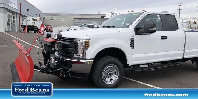 2019 Ford F-250 Plow Truck Truck Super Cab 4x4
