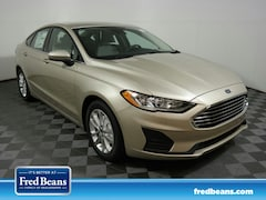 2019 Ford Fusion SE SE FWD Front-wheel Drive