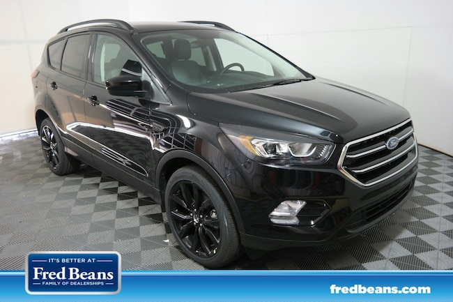 New 2019 Ford Escape SE SE FWD Front-wheel Drive For Sale in Langhorne, PA