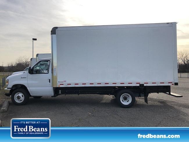 2019 Ford E-450 Cutaway Cutaway Van Body Truck 4x2