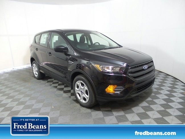 New 2019 Ford Escape S S FWD Front-wheel Drive For Sale in Langhorne, PA