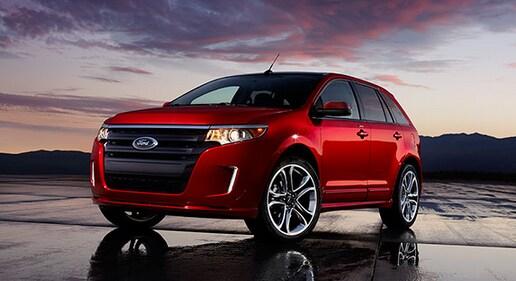 Ford Edge Trim Comparison