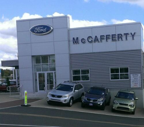 McCafferty Ford headquarters