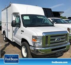 2019 Ford E-350 Cutaway Enclosed Service Utility Body Truck 4x2
