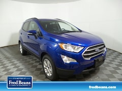 2019 Ford EcoSport SE SE FWD Front-wheel Drive