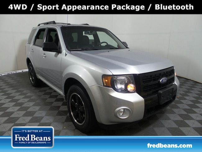 Pre-Owned 2010 Ford Escape XLT 4WD  XLT For Sale in Langhorne, PA