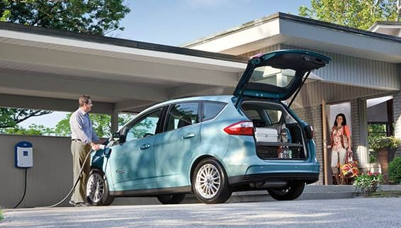 Ford C Max Energi Vs Chevy Volt Vehicle Comparison Fred Beans Ford