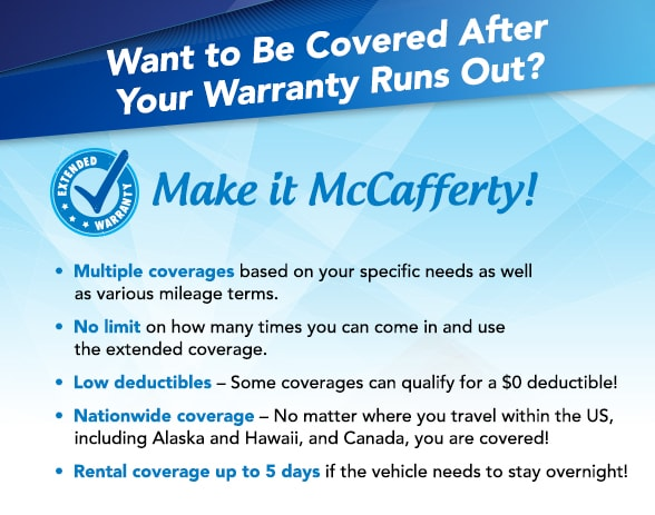 Awesome McCafferty Extended Warranty Langhorne, PA