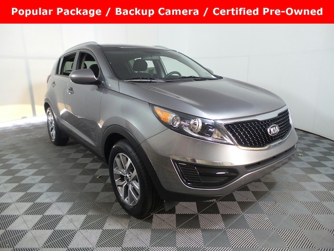 Used 2016 Kia Sportage LX FWD SUV in Langhorne, PA