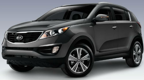 Great 2014 Kia Sportage