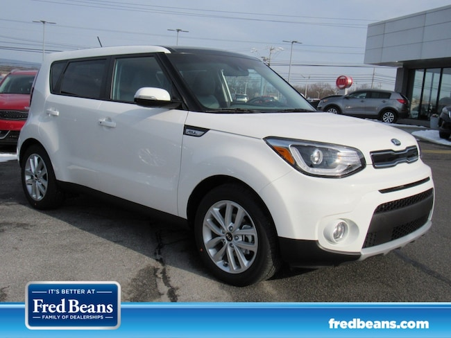 New 2019 Kia Soul + Hatchback For Sale in Mechanicsburg, PA