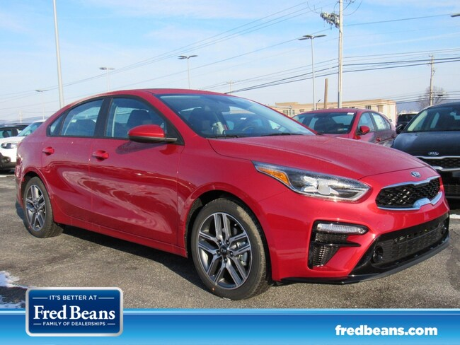 New 2019 Kia Forte S Sedan For Sale in Mechanicsburg, PA