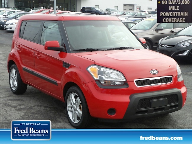 Used 2011 Kia Soul + Hatchback in Langhorne, PA
