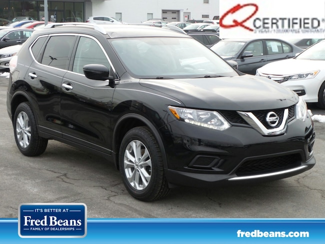 Used 2016 Nissan Rogue SV SUV For Sale in Mechanicsburg, PA