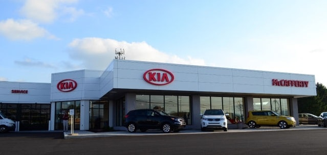 Kia dealership serving Harrisburg