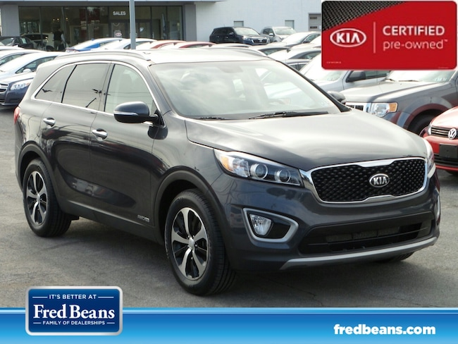 Pre-Owned 2016 Kia Sorento 3.3L EX AWD SUV For Sale in Mechanicsburg, PA