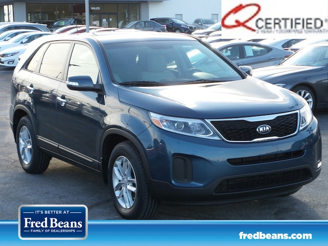 Pre-Owned 2015 Kia Sorento LX FWD SUV For Sale in Mechanicsburg, PA