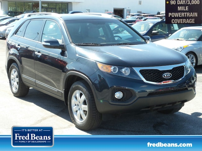 Pre-Owned 2013 Kia Sorento LX w/Convenience Package SUV For Sale in Mechanicsburg, PA
