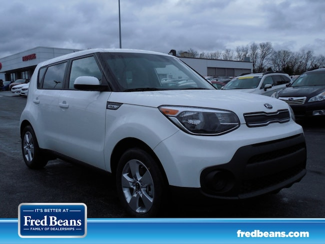 New 2019 Kia Soul Base Hatchback For Sale in Mechanicsburg, PA