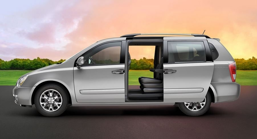 Elegant Interior Features. First Of All, The 2014 Kia Sedona With The EX ...
