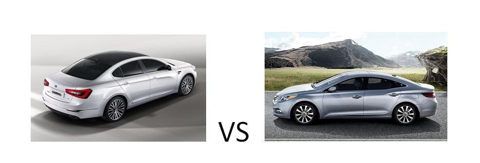 Kia Dealership Near Me >> Kia Cadenza vs Hyundai Azera Vehicle Comparison   Fred Beans Kia
