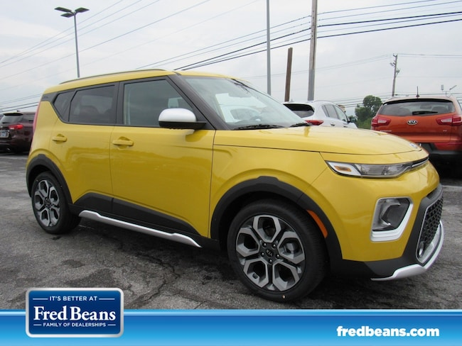 New 2020 Kia Soul X-Line Hatchback For Sale in Mechanicsburg, PA