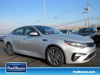 New 2019 Kia Optima LX Sedan in Mechanicsburg, PA