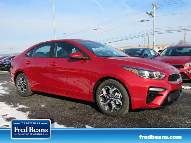 New 2019 Kia Forte LXS Sedan For Sale in Mechanicsburg, PA