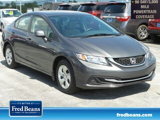Used 2013 Honda Civic LX Sedan in Mechanicsburg, PA