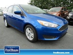 New Ford 2018 Ford Focus SE Sedan for sale in Mechanicsburg, PA