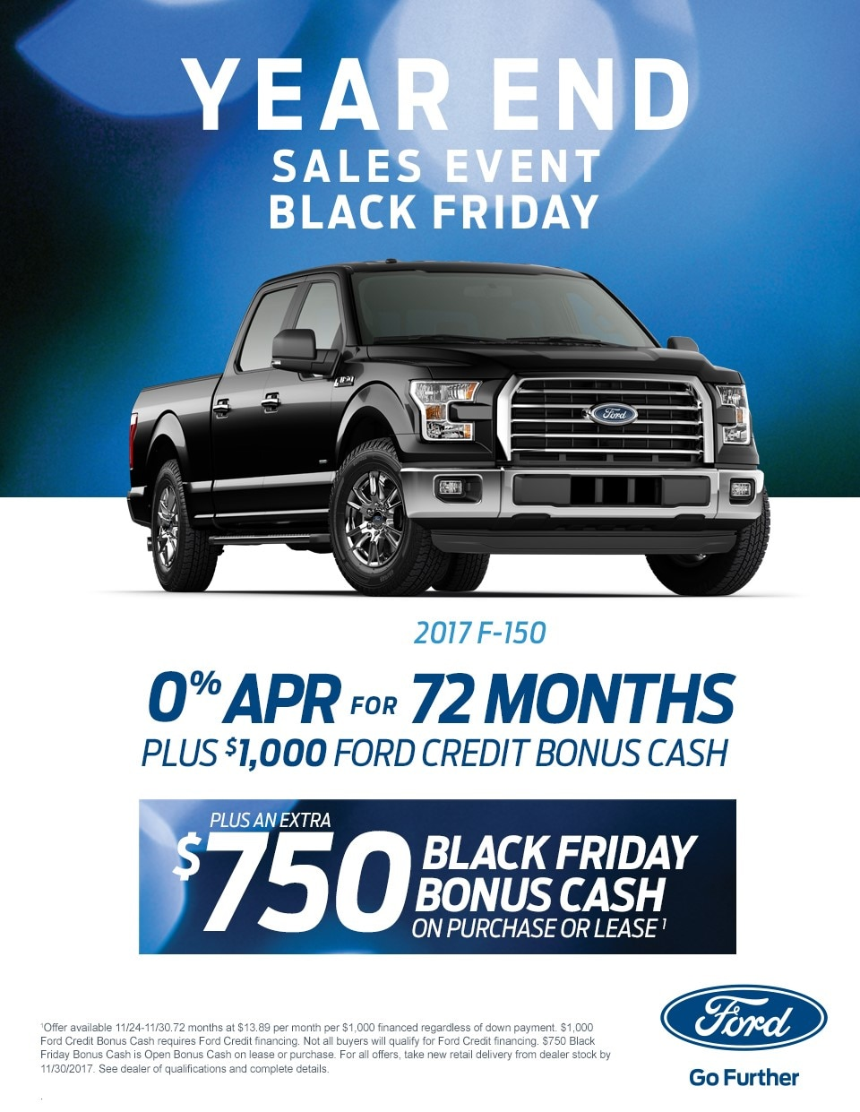 Ford Year End Sales Event Amp Black Friday At Mccafferty