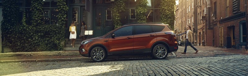 2018 Ford Escape Vs Chevy Equinox Mechanicsburg Pa Fred Beans Ford