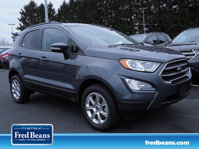 New 2018 Ford EcoSport SE SUV For Sale in Mechanicsburg, PA