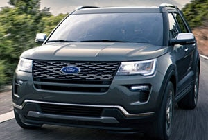 2013 Ford Explorer Sport Towing Capacity