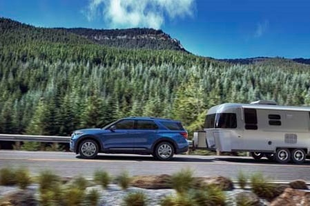 Ford Explorer Towing Capacity Pa Fred Beans Ford
