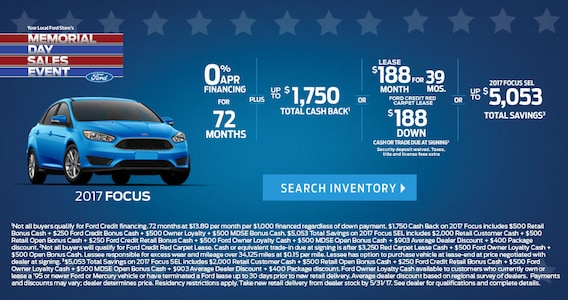 Memorial Day Car Sales 2017 >> Memorial Day Sales Event Mechanicsburg Pa Fred Beans Ford