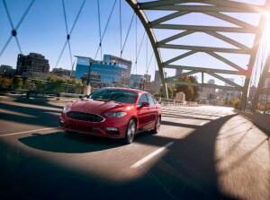 2018 Ford Fusion Vs Mazda6