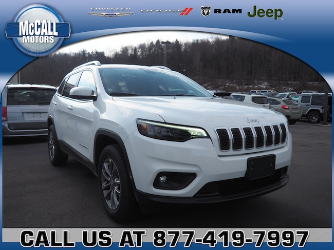 New 2019 Jeep Cherokee LATITUDE PLUS 4X4 Sport Utility Altoona PA