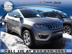 New 2019 Jeep Compass LATITUDE 4X4 Sport Utility for sale in Altoona PA
