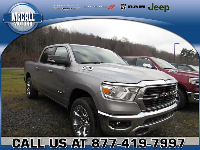 New 2019 Ram 1500 BIG HORN / LONE STAR CREW CAB 4X4 5'7 BOX Crew Cab Altoona PA